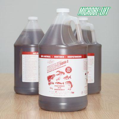 microbelift aqua c - che pham sinh hoc lam sach nuoc ao nuoi
