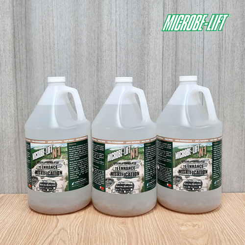 Microbe-Lift N1 - Vi sinh xu ly Nito, Amonia