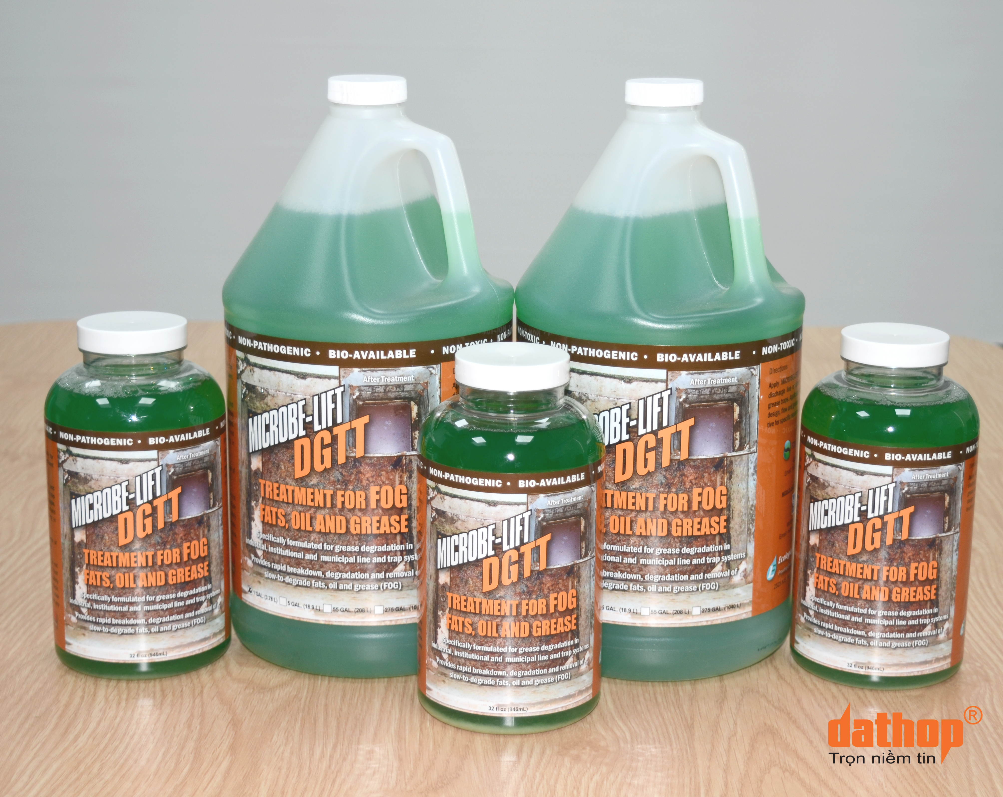 sản phẩm microbe-lift DGTT
