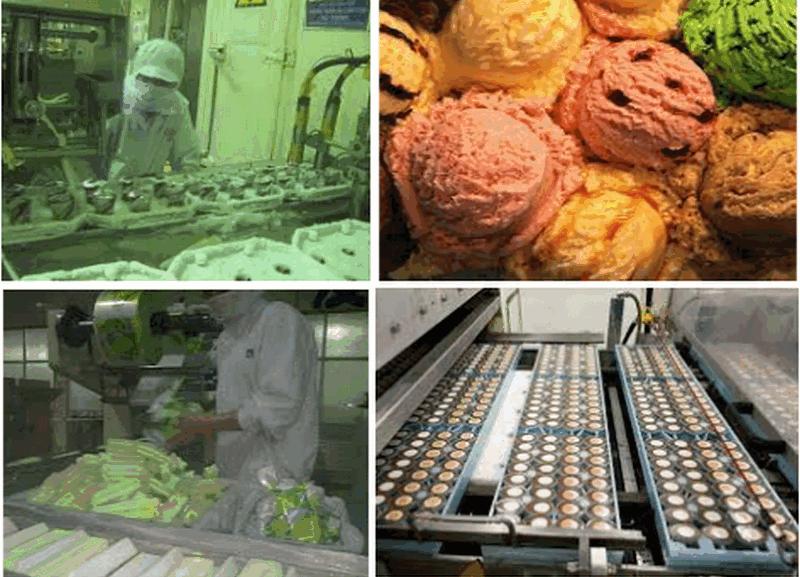 Xử lý nước thải sản xuất kem