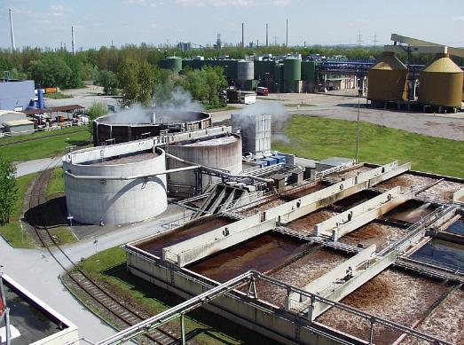 Bùn thải công nghiệp