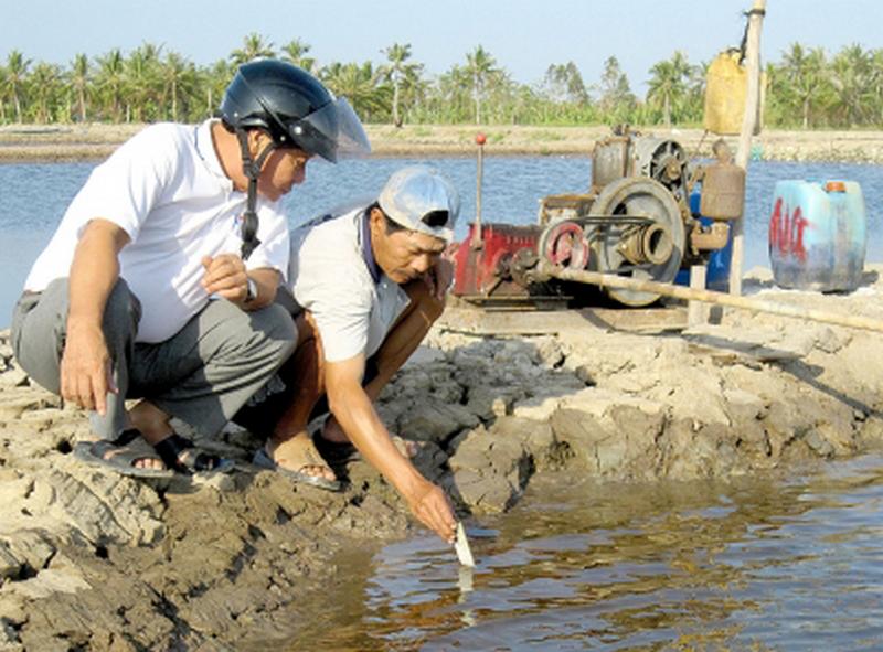 chế phẩm sinh học trong nuôi trồng thủy sản