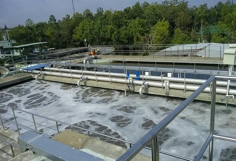 Hệ thống xử lý nước thải đạt tiêu chuẩn thiếu trầm trọng