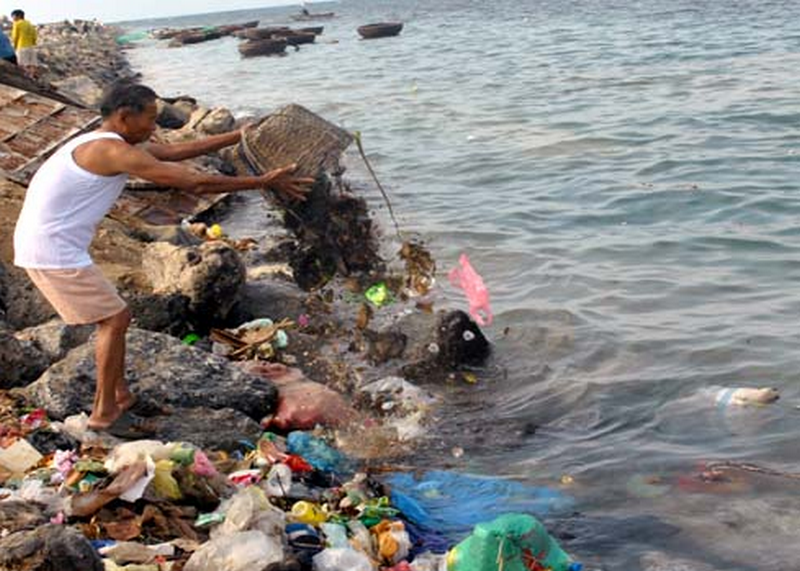 Thực trạng ô nhiễm nguồn nước hiện nay ở nước ta