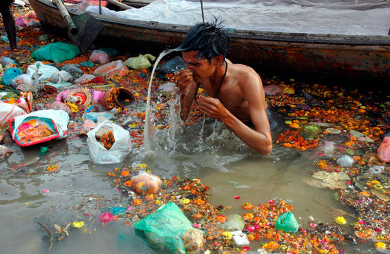 Tầm ảnh hưởng to lớn của rác thải sinh hoạt đến nguồn nước