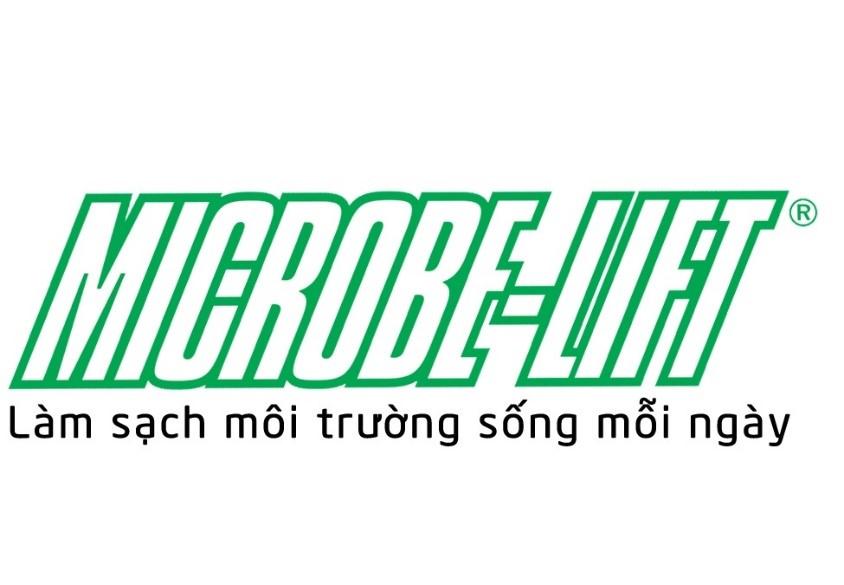 Logo men vi sinh microbe-lift