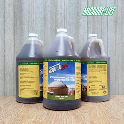 microbe-lift biogas - vi sinh kỵ khi