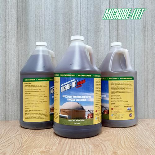 Microbe-Lift Biogas - Vi sinh ky khi