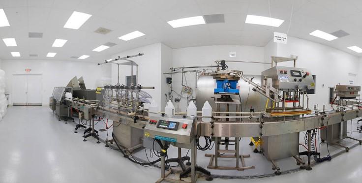 Quy trình sản xuất men vi sinh Microbe-Lift