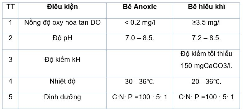khac phuc he thong xu ly nuoc thai cao su bi soc tai vuot nito amonia microbelift 04