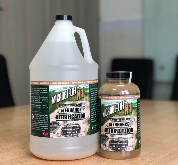 Microbe-Lift N1 - Xu ly Ammonia trong nuoc thai