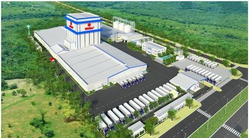 Xử lý nước thải sản xuất Công ty Vina