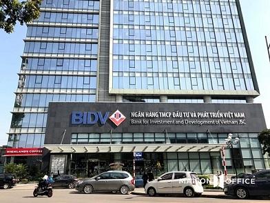 Xử lý nước thải sinh hoạt tòa nhà BIDV