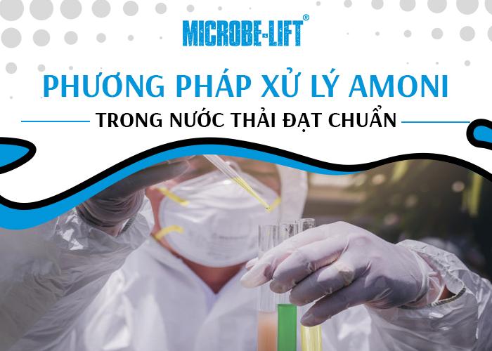 Phương pháp xử lý Amoni trong nước thải sinh hoạt y tế đạt chuẩn