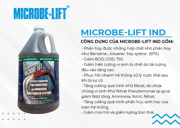 vi sinh Microbe-Lift IND