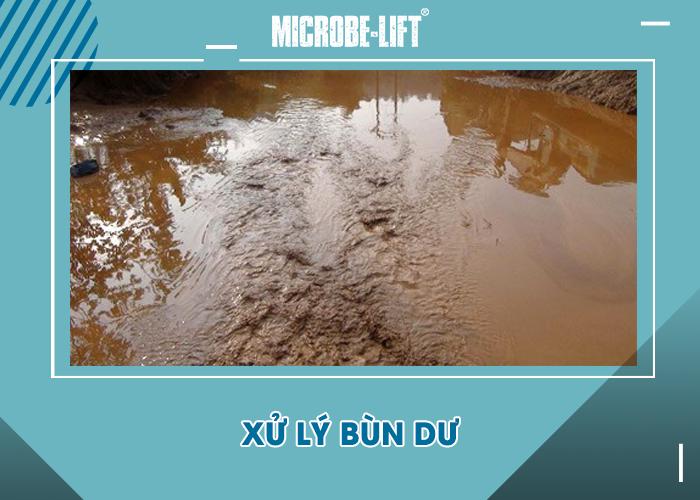 Bùn dư sẽ được nén để tách nước trong bể né