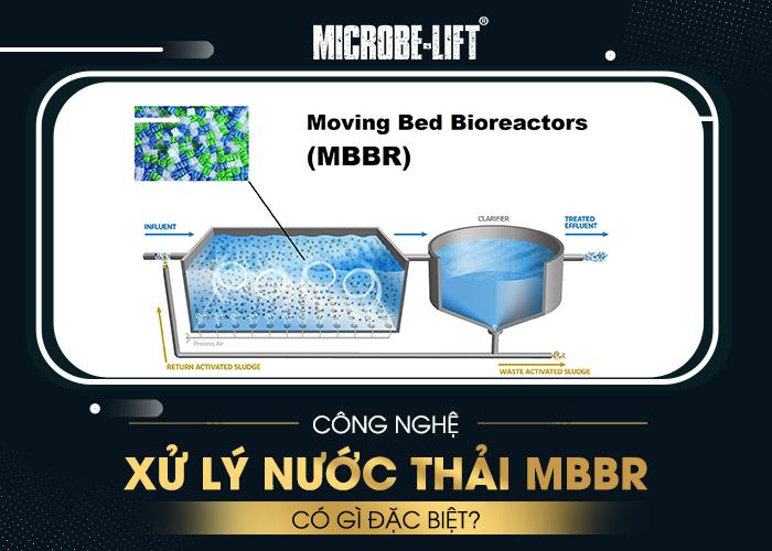 Công nghệ MBBR xử lý nước thải có gì đặc biệt?