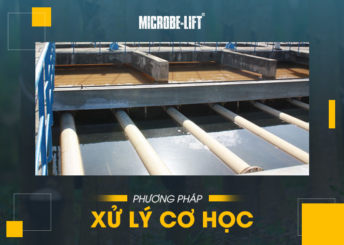 Phương pháp xử lý cơ học
