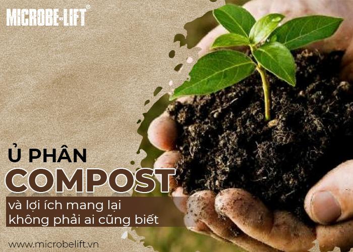 Ủ phân Compost và lợi ích mang lại không phải ai cũng biết