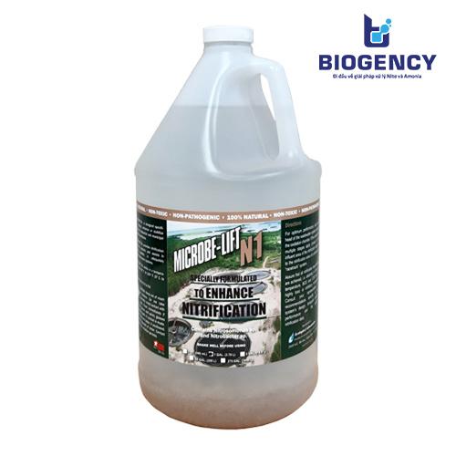 Microbe-Lift N1 - Vi sinh xử lý Nitơ, Amoniac trong nước thải