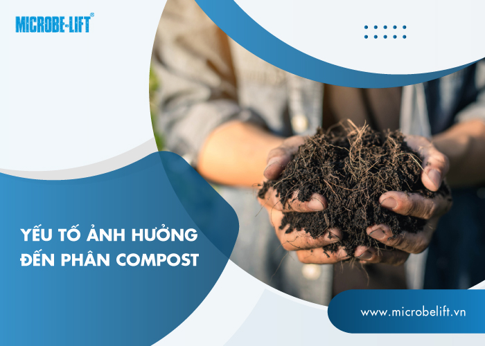 yếu tố ảnh hưởng đến phân compost